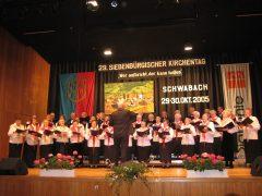 2005 Kirchentag in Schwabach