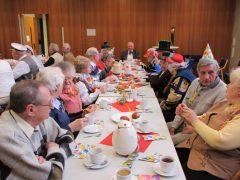 Geburtstagsfeier beim Siebenbürgischen Nachmittag