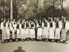 Bistritzer Tanzgruppe 1972