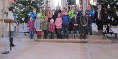 Weihnachtsgottesdienst in St Sebald 2016