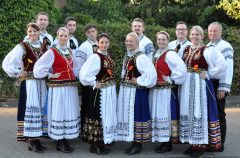 Tanzgruppe Junge Nösner