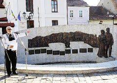 Denkmal für Flucht und Evakuierung