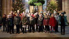 Weihnachtsgottesdienst in St. Sebald 2018
